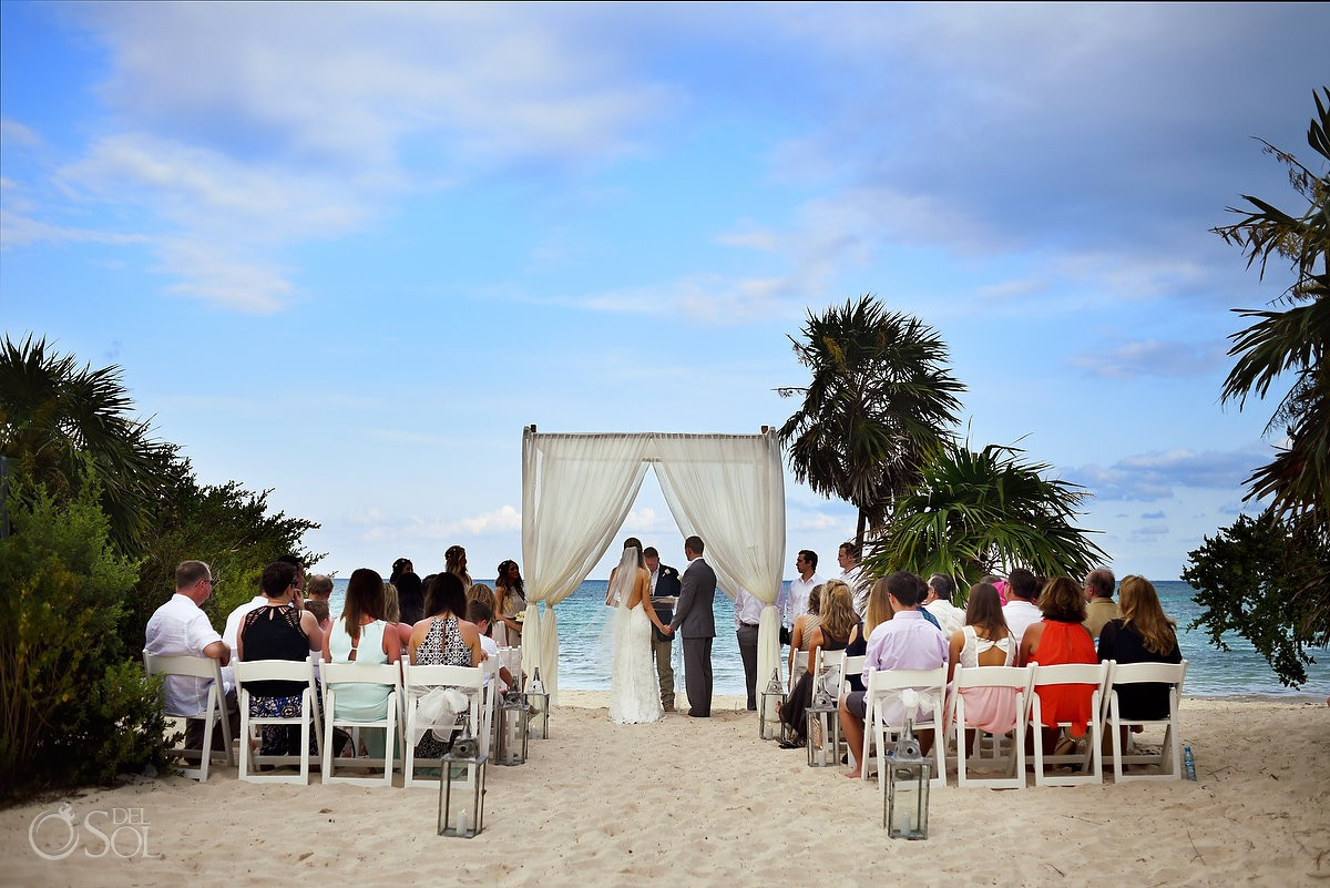 destination wedding at Paradisus, Playa del Carmen