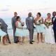 Gabi Bridge wedding Photobomb Paradisus Playa del Carmen
