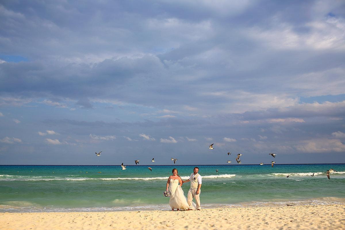 Now Jade Wedding in Puerto Morelos - Rachel and Enzo