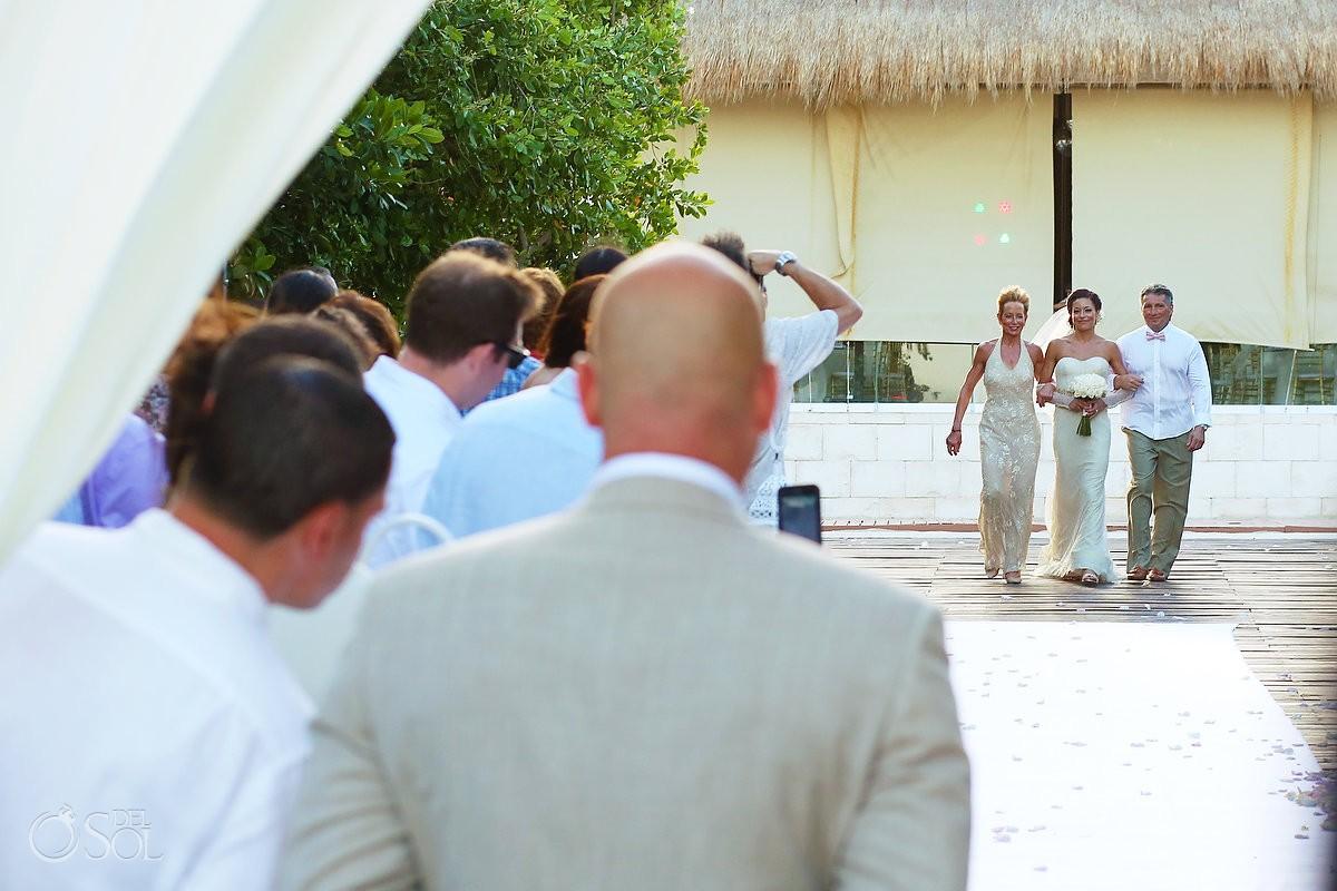 Paradisus La Esmeralda Wedding - Felicia and Matt