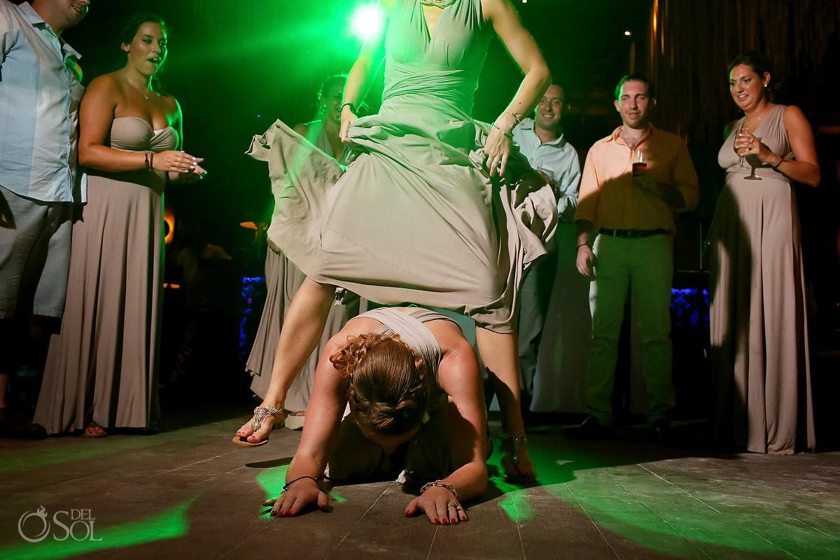 paradisus esmeralda gabi club wedding reception