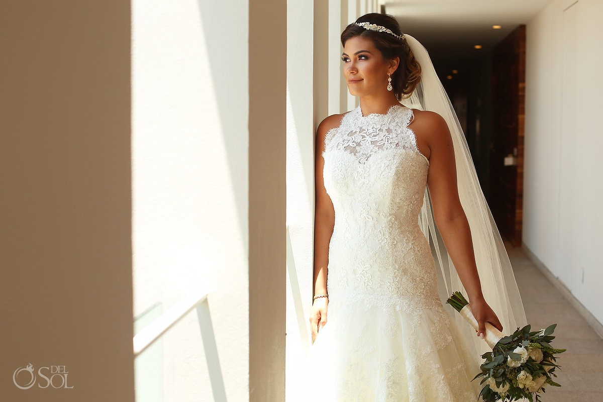 Catholic Wedding at Xcaret and the Grand Hyatt - Cristy and Dan