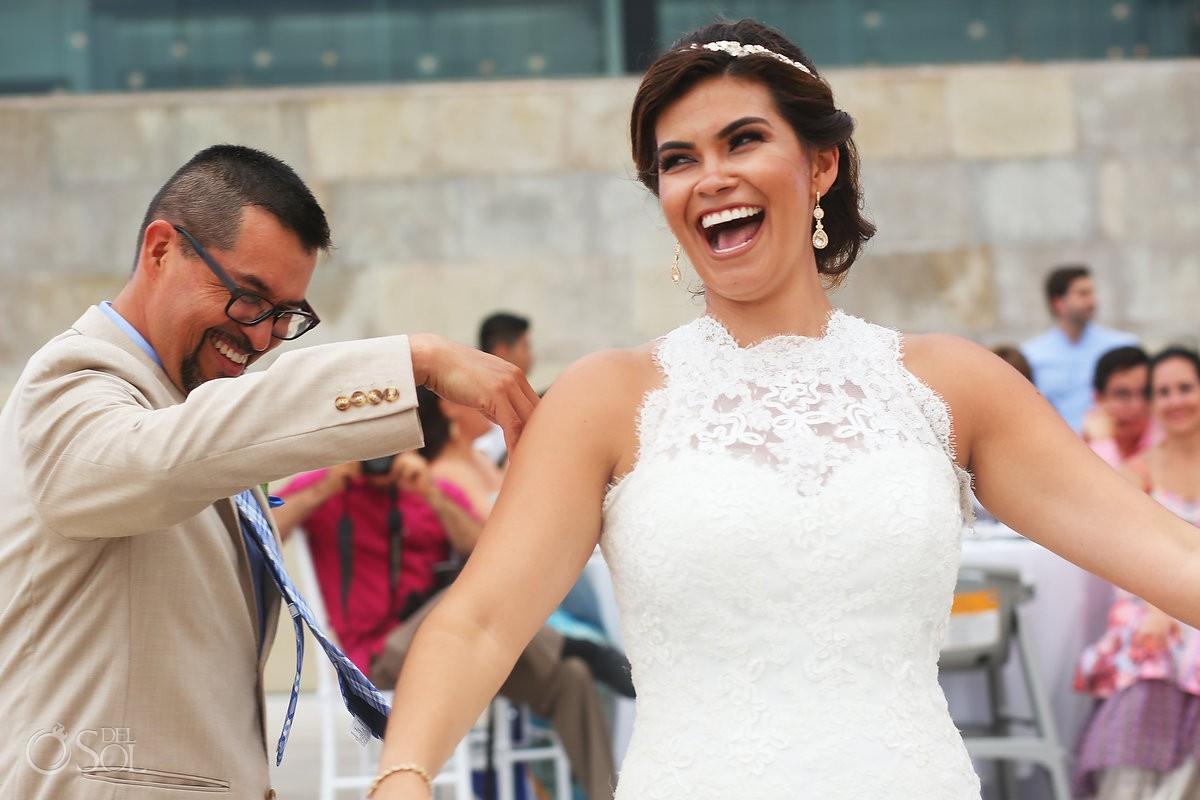 Grand Hyatt Wedding dancing