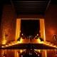 Romantic night portrait bride groom Destination wedding Dreams Riviera Cancun #travelforlove