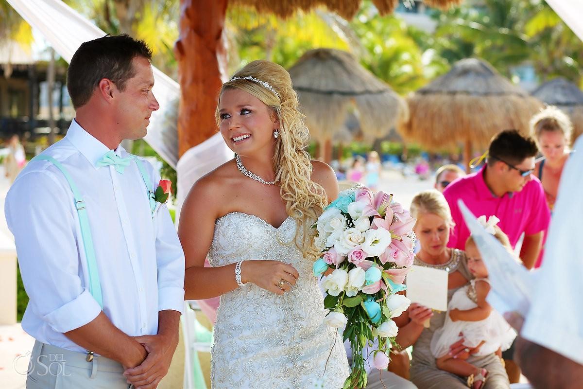 Dreams Puerto Aventuras Gazebo Wedding Riviera Maya, Mexico