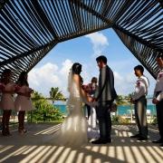 Royalton Riviera Cancun chapel wedding