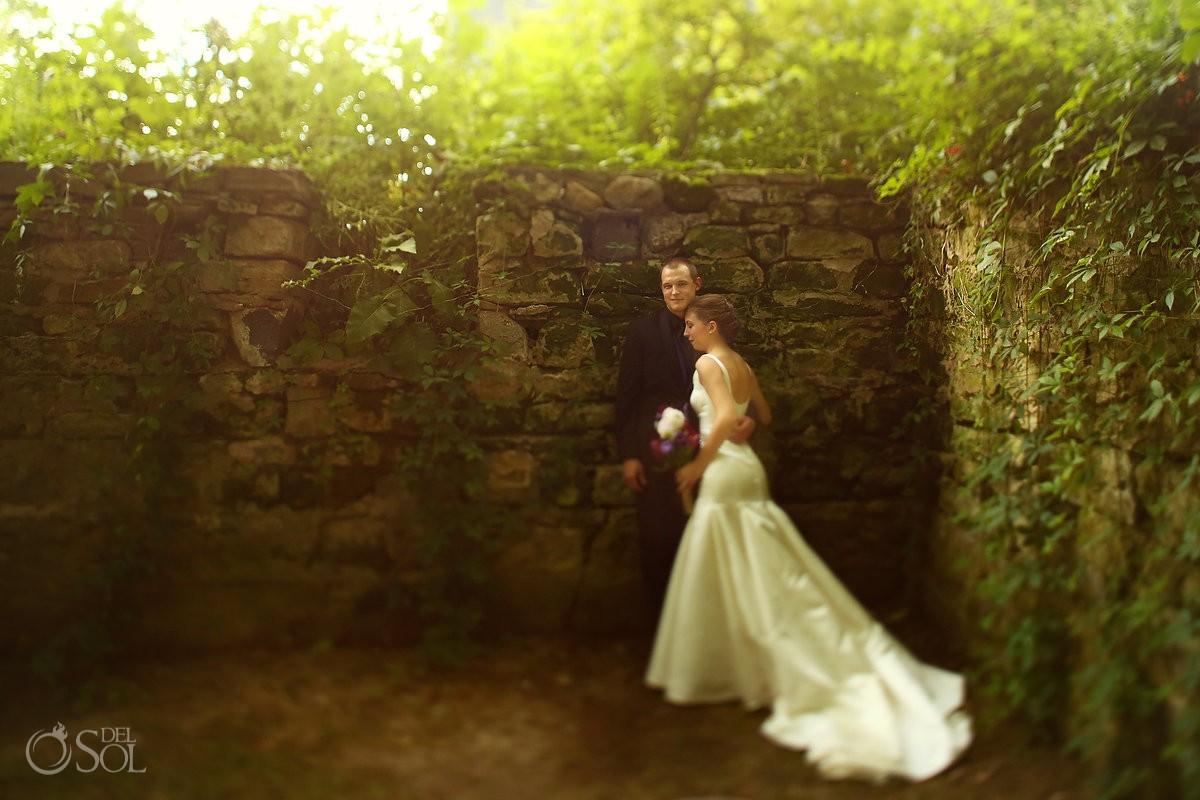 Wedding photo at Bloom Lake Barn, Shafer, Minnesota