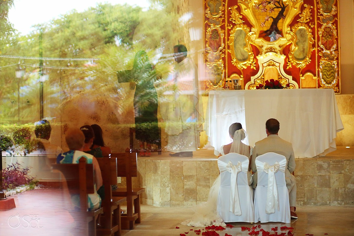 top destination riviera maya wedding chapel Our Lady of Paradise