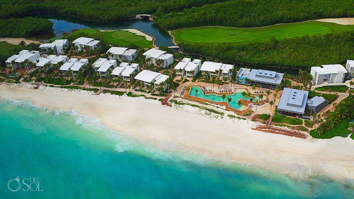 Andaz Mayakoba Boutique Luxury Resort Riviera Maya Mexico