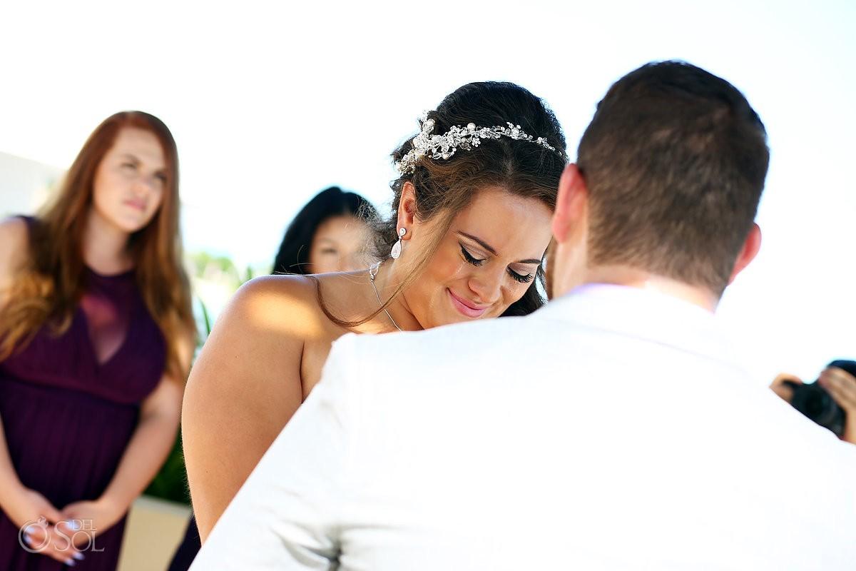 destination wedding Now Jade Puerto Morelos Mexico