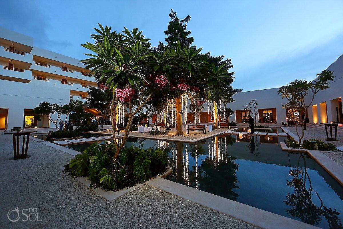 Destination wedding location ideas Secrets Akumal Riviera Maya Mexico