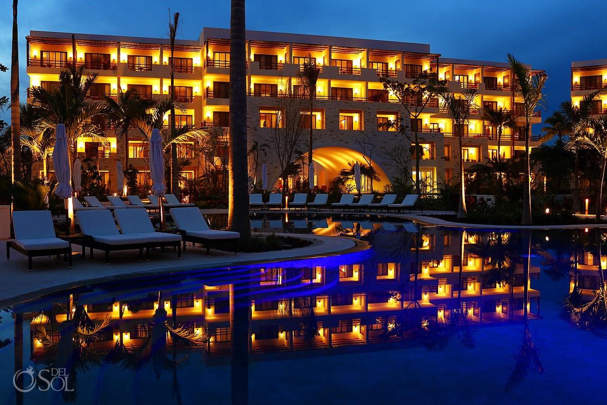 Best places for destination weddings Secrets Akumal Riviera Maya Mexico