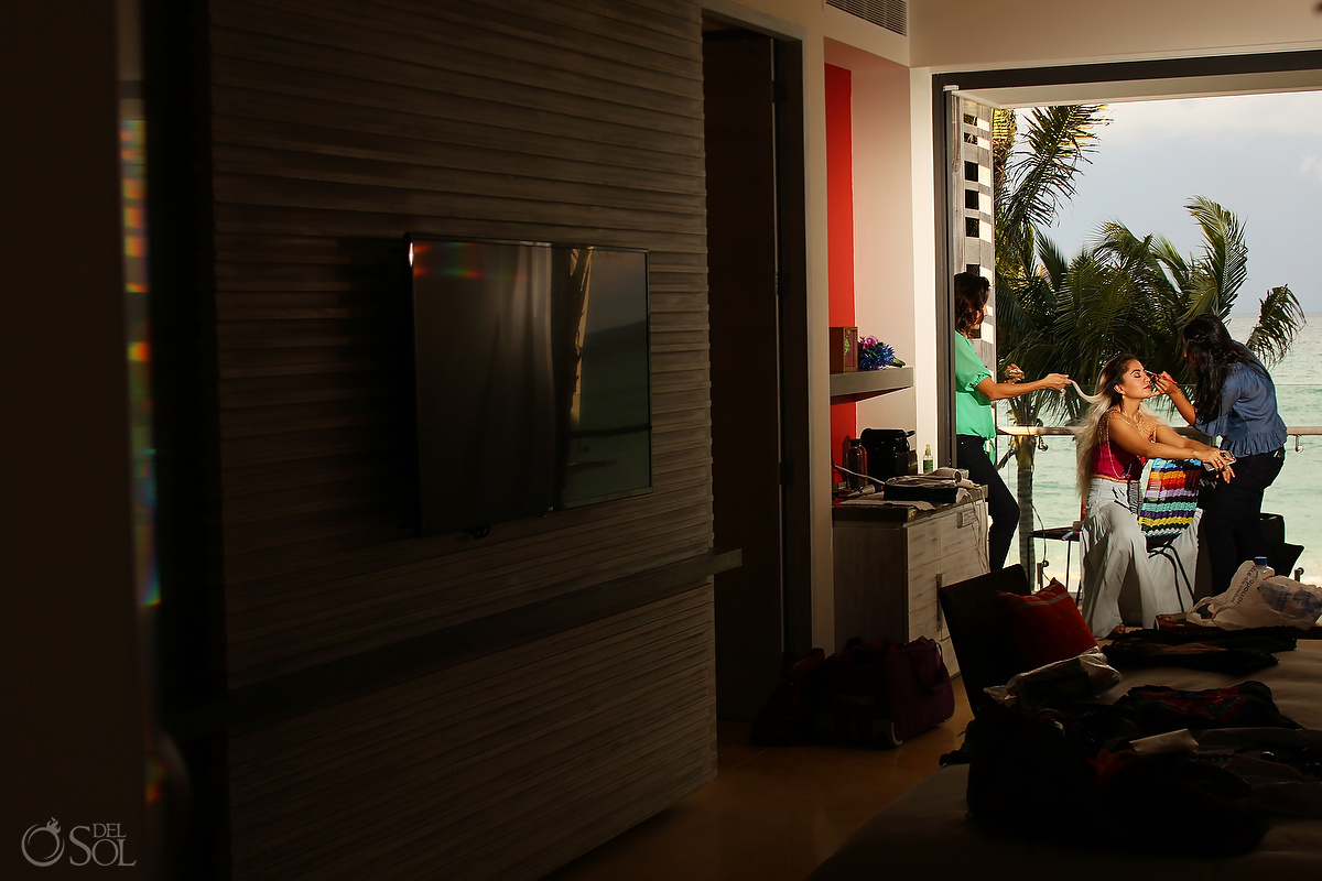 Frida's Wardrobe by del Sol Photography hotel experience for Andaz Mayakoba