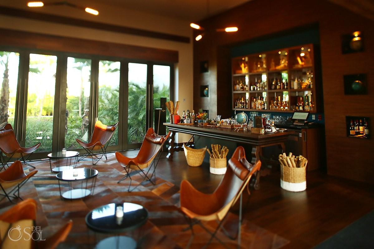 Casa Amate restaurant and bar Andaz Mayakoba Playa del Carmen Mexico