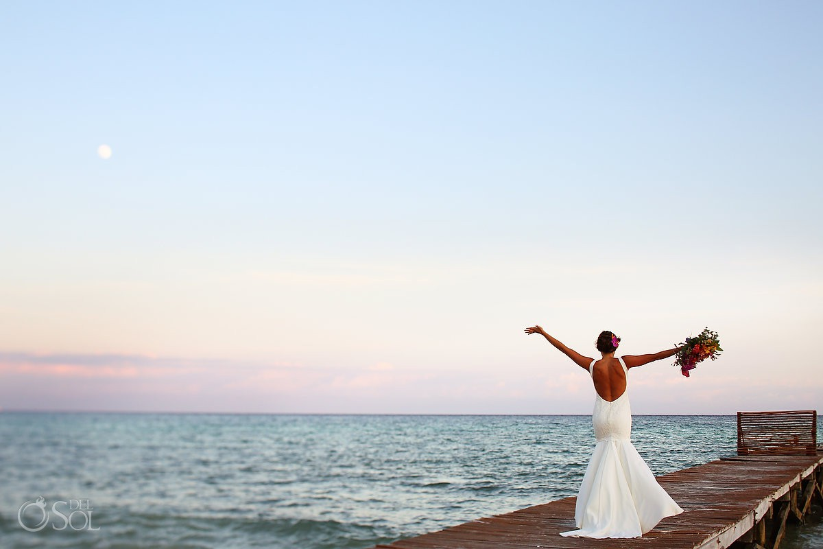Playa del Carmen Boutique Wedding Viceroy Riviera Maya