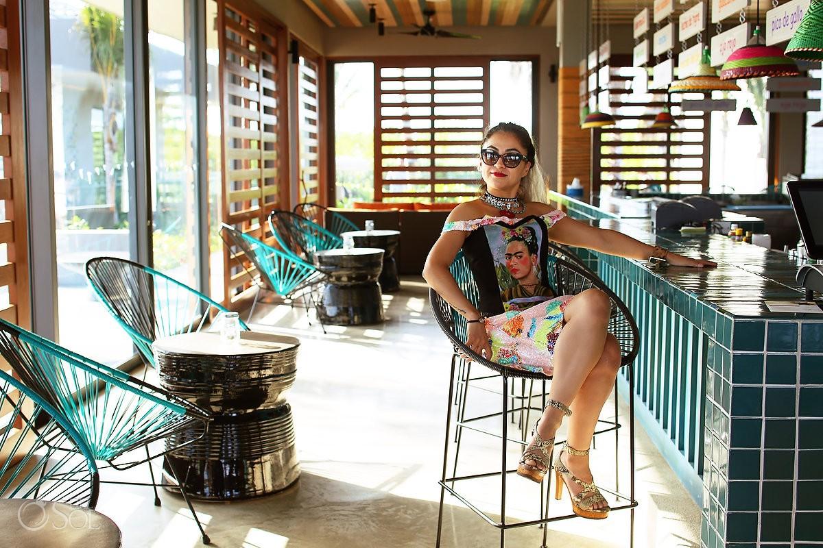 Diana Villalobos Barrera, Andaz Mayakoba Riviera Maya Mexico