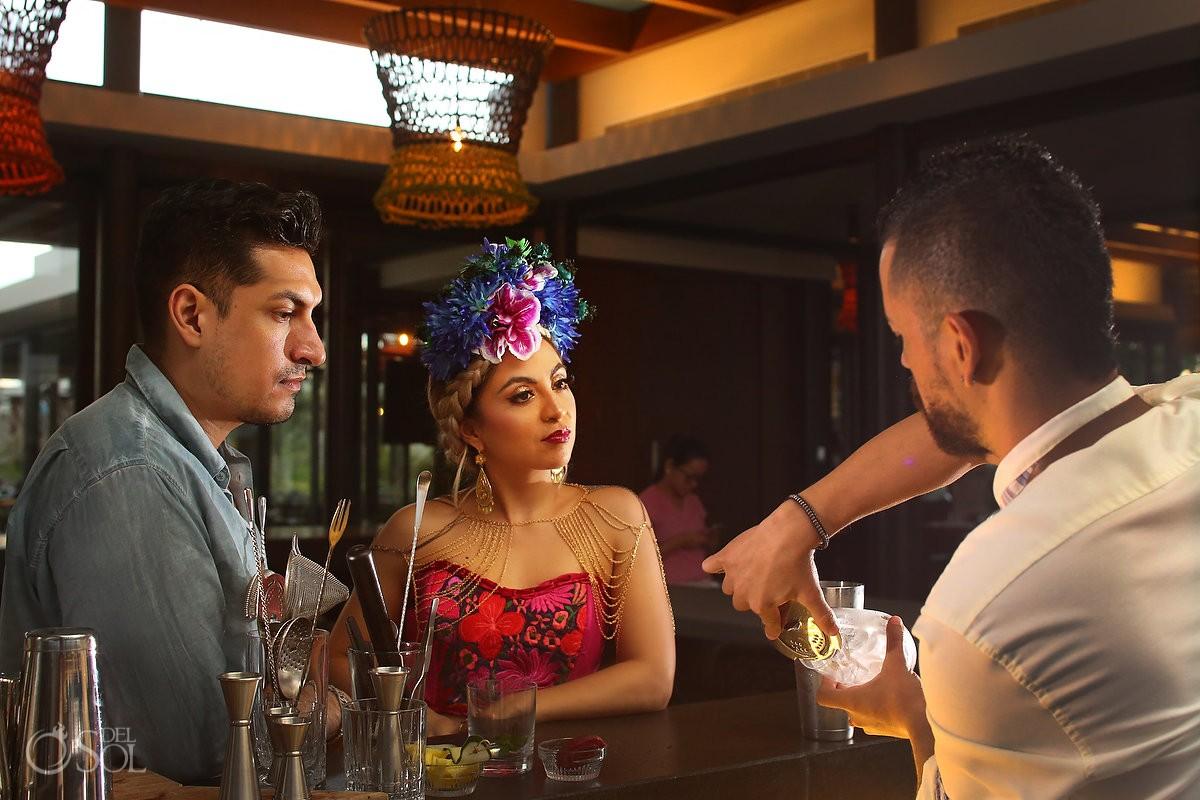 Andaz Mayakoba Restaurant Riviera Maya Mexico
