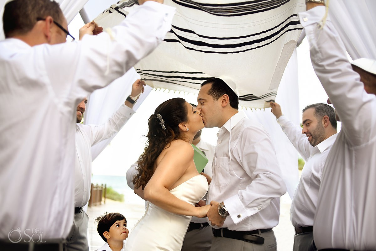 Paradisus Playa Del Carmen Jewish Wedding Julia And David