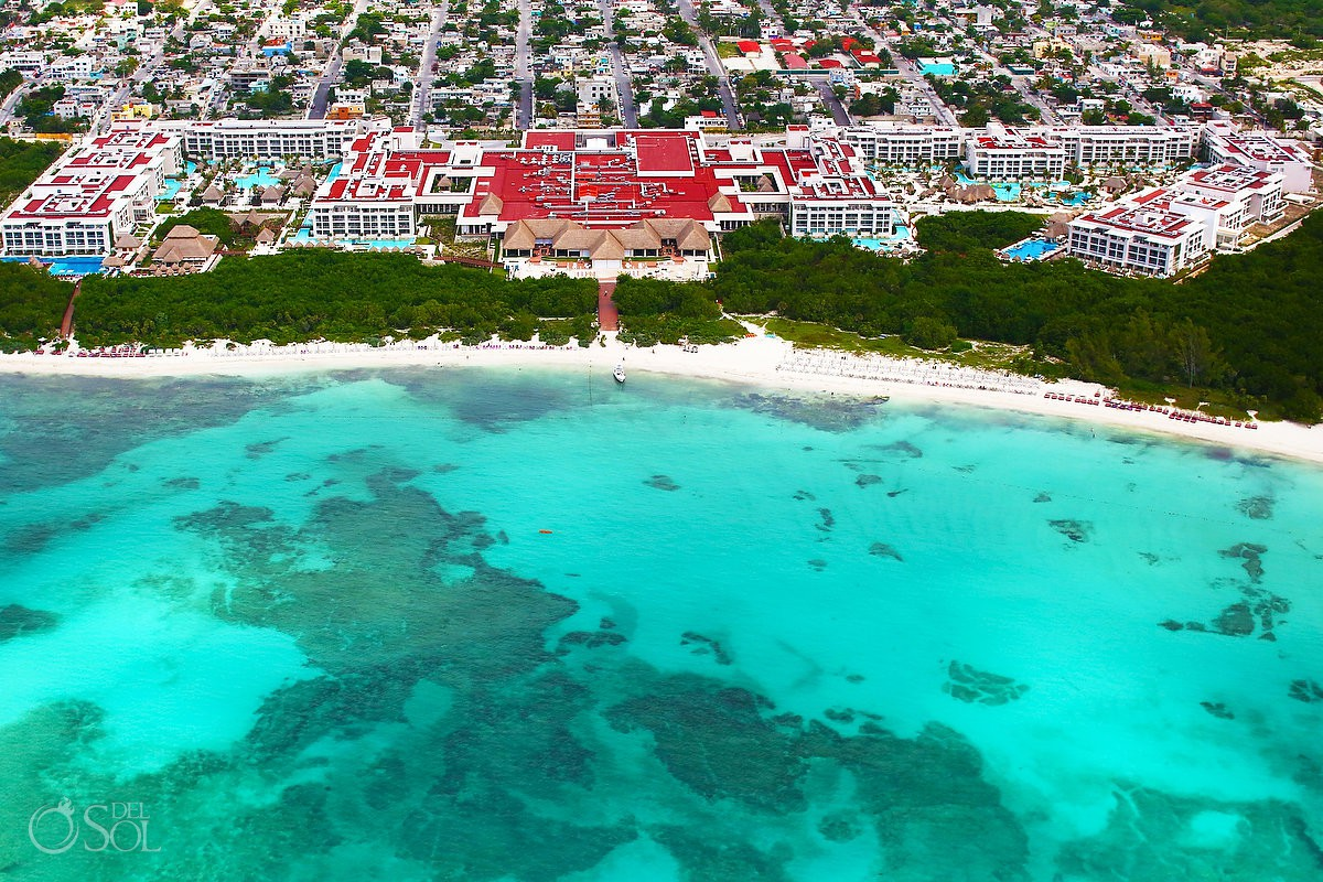 Playa del Carmen Weddings Luxury Hotel Paradisus Resort