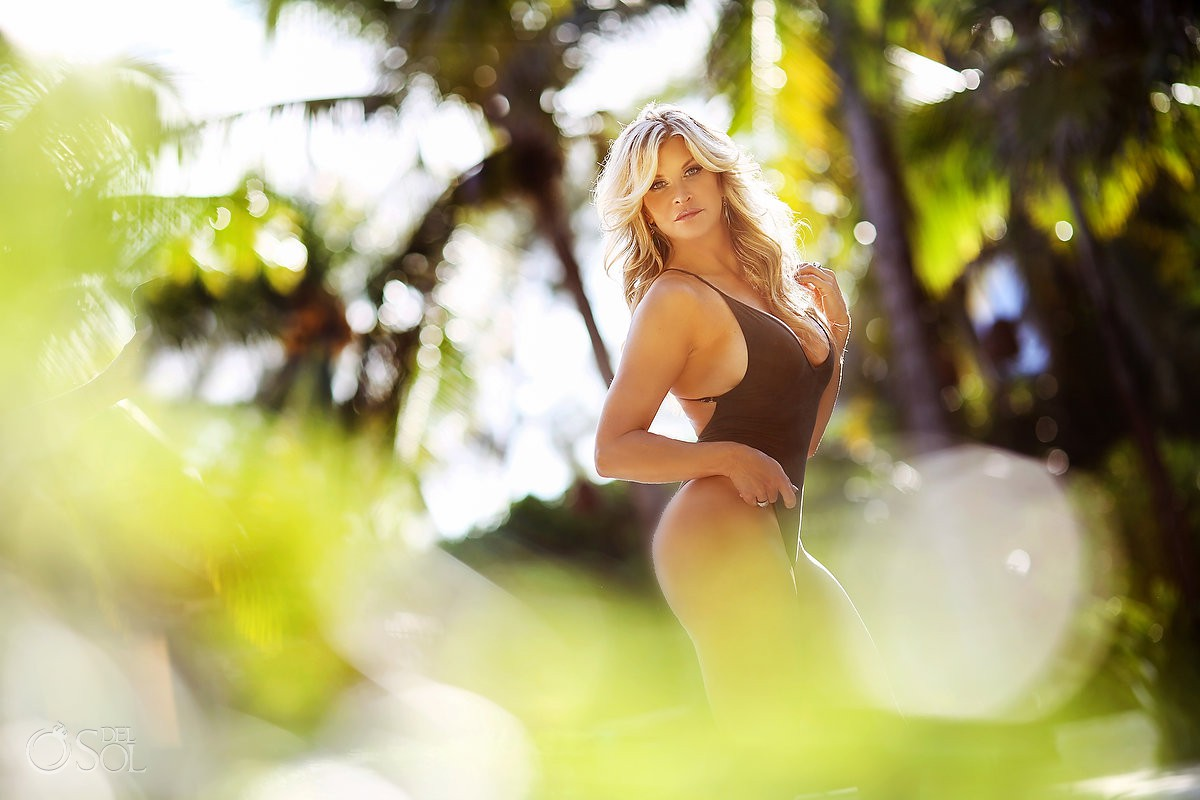 Allison Dunbar swimwear Boudoir Photography Viceroy Riviera Maya