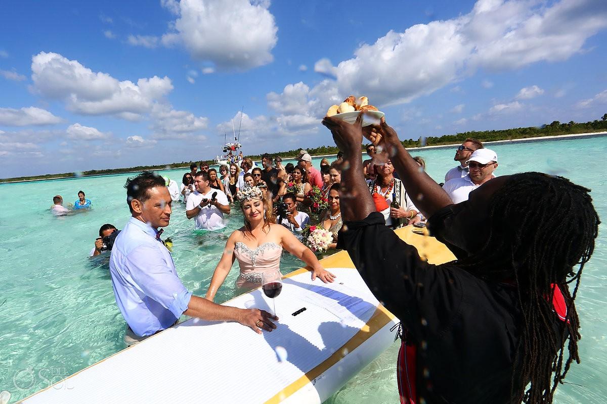 El Cielo Cozumel Beach Wedding Ceremony Ideas Mexico