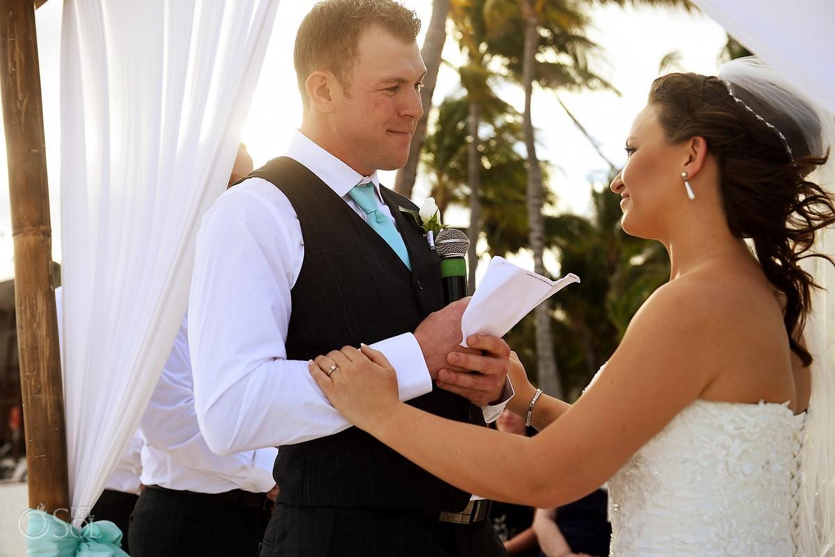 Destination Wedding at Barceló Maya Palace, Riviera Maya, Mexico