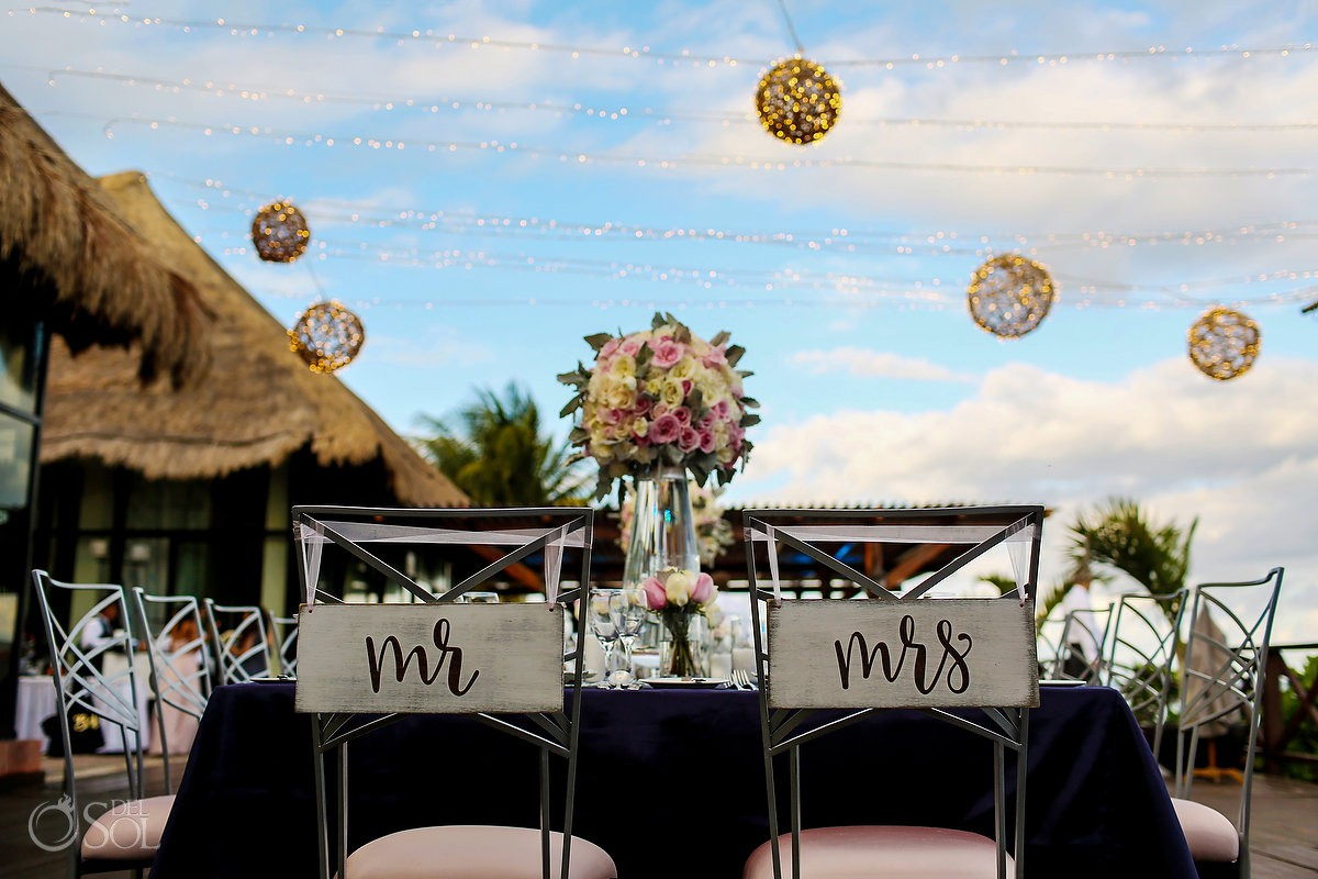 Best wedding set up ideas Now Sapphire Riviera Maya México