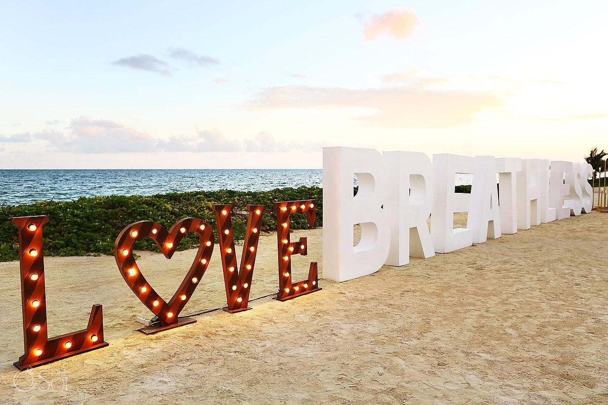Love Breathless hotel Riviera Maya Mexico