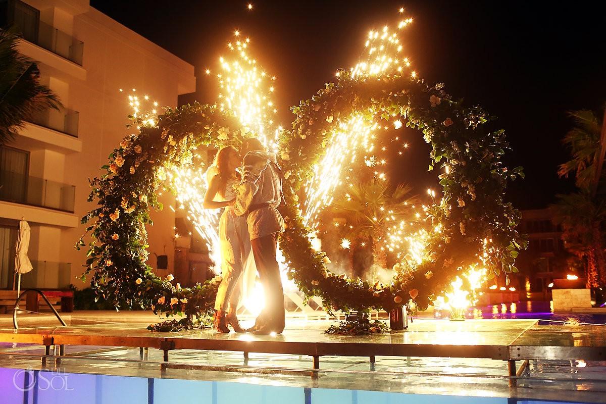 Kiss breathless riviera maya resort and spa nightlife romance