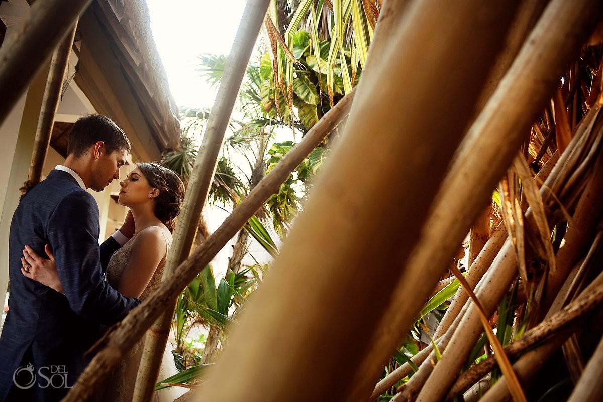Riviera Cancun Wedding Mangrove Portrait Now Sapphire