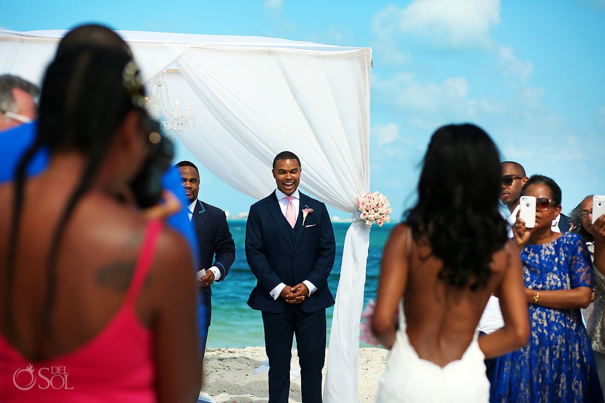 Destination wedding Finest Resort Playa Mujeres Cancun Mexico
