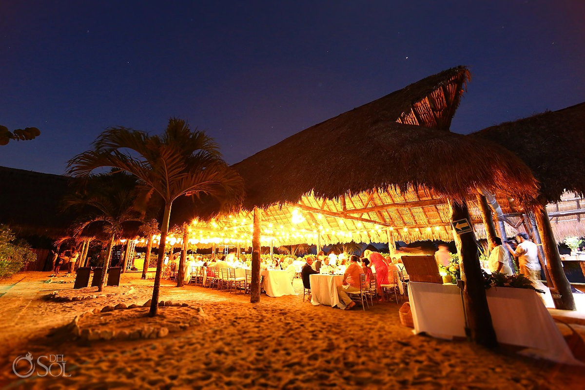 Blue Venado Beach Club Playa del Carmen Destination weddings Mexico