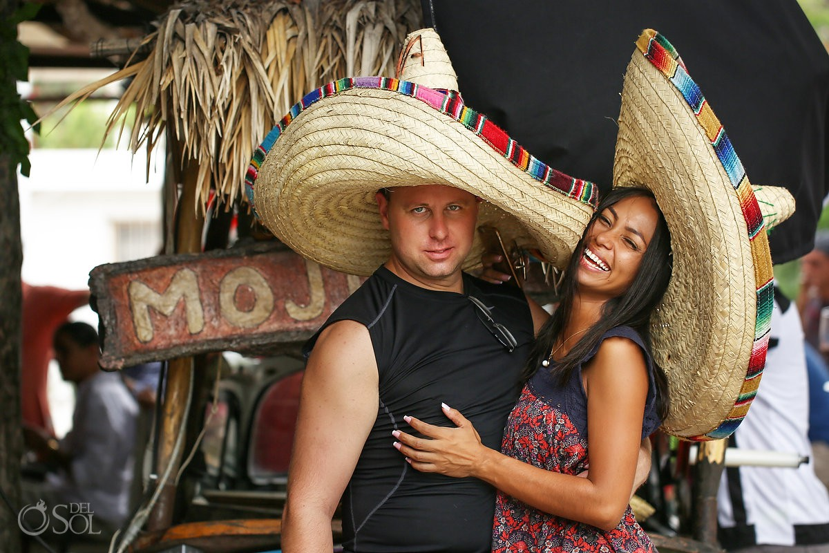 engagement Mexico celebration travel for love