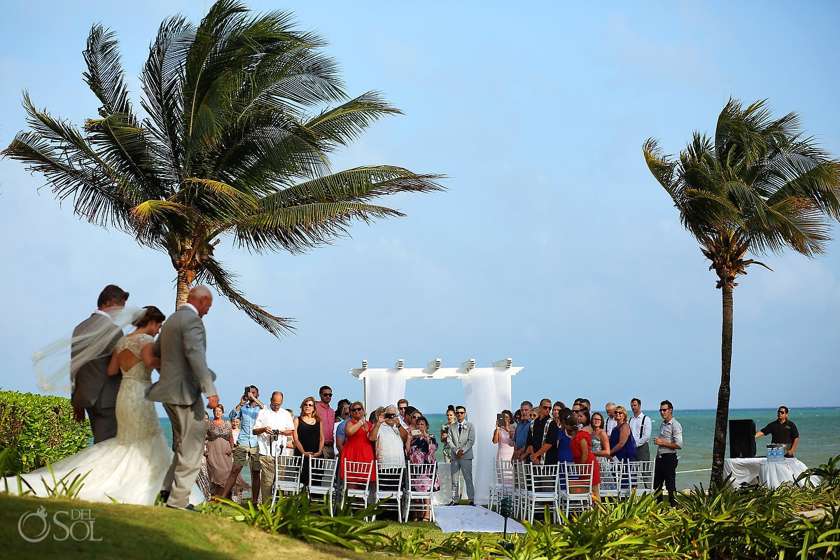 Destination Wedding Secrets Capri Riviera Cancun Playa del Carmen Mexico