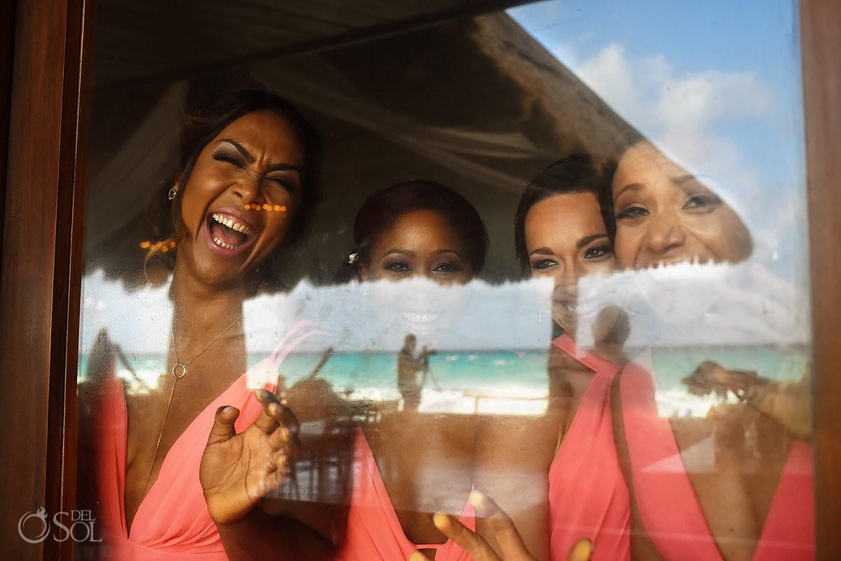 Crossfit bridesmaids Casa corazón playa del carmen