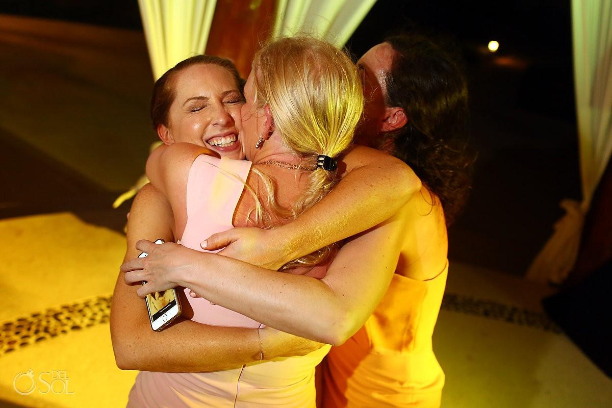 Friends Love destination wedding Wedding at Secrets Maroma Beach Riviera Cancun