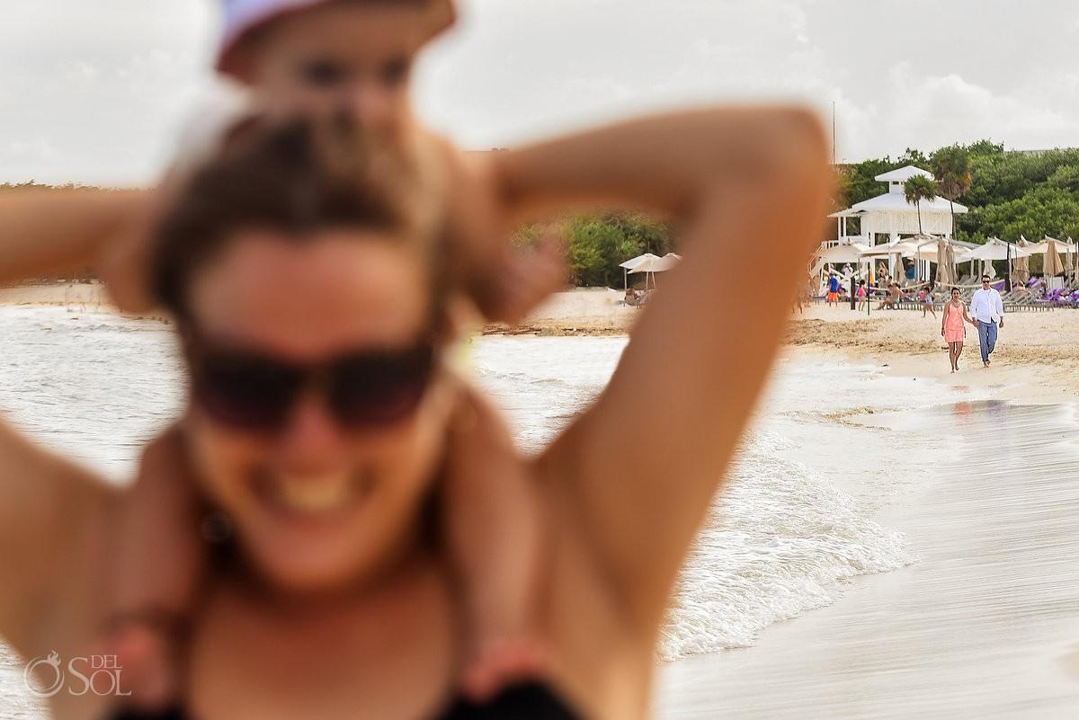 Surprise Proposal Engagement Paradisus Playa del Carmen La Esmeralda