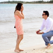 Paradisus Playa del Carmen Wedding Proposal Engagement Paradisus La Esmeralda