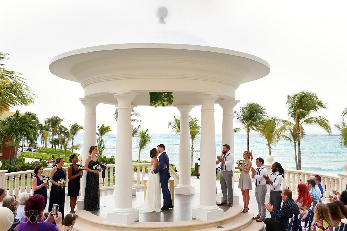 STAR WARS Wedding - Barcelo Riviera Maya - Maria and Ricky