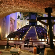Guadalupe Chapel Xcaret Park Weddings