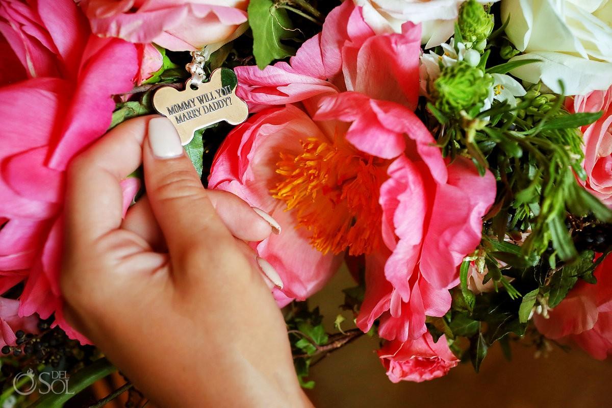 Wedding propolsal ideas Wedding Now Sapphire Riviera Cancun Riviera Maya Mexico