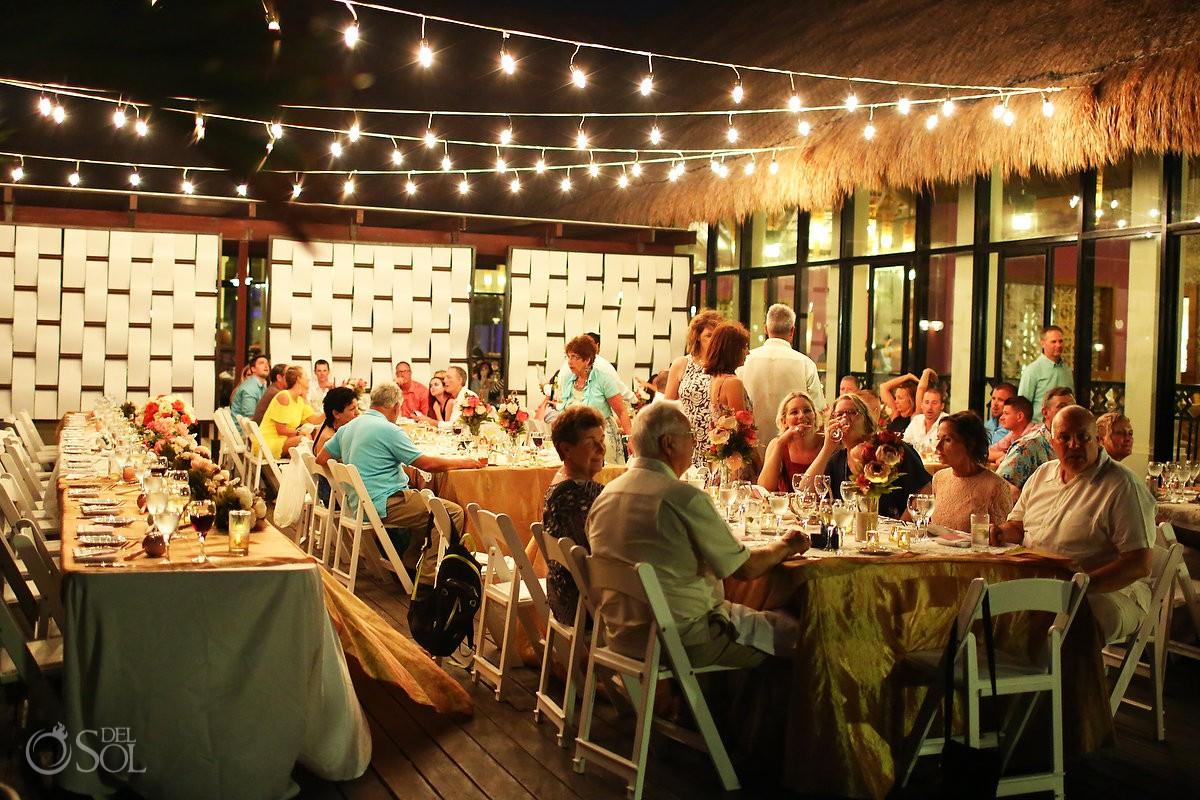 wedding reception Wedding Now Sapphire Riviera Cancun Riviera Maya Mexico