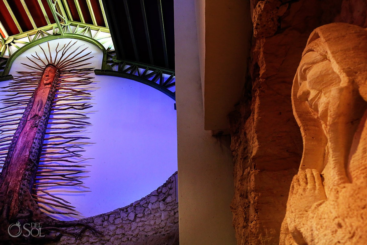 Boda de Destino Capilla Xcaret Riviera Maya, Mexico