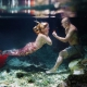 This Guy Proposed To His Mermaid-Obsessed Girlfriend Underwater Riviera Maya Engagement The best wedding proposal ever*