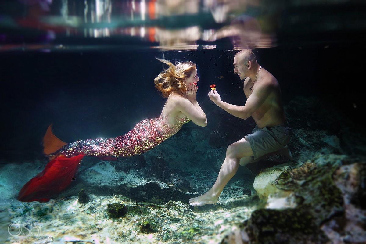 swim meet proposal