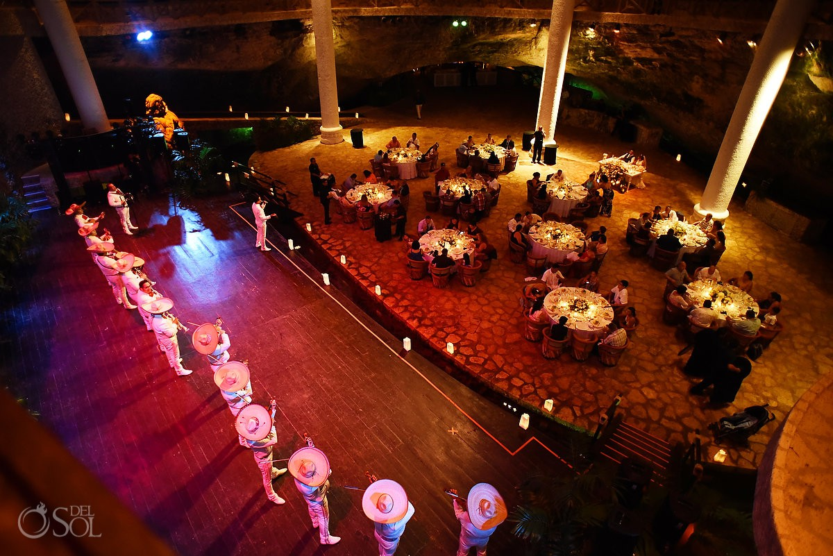 Best Wedding Venues to get married Guadalupe Chapel / Xcaret Park Riviera Maya Mexico Playa del Carmen Mexico