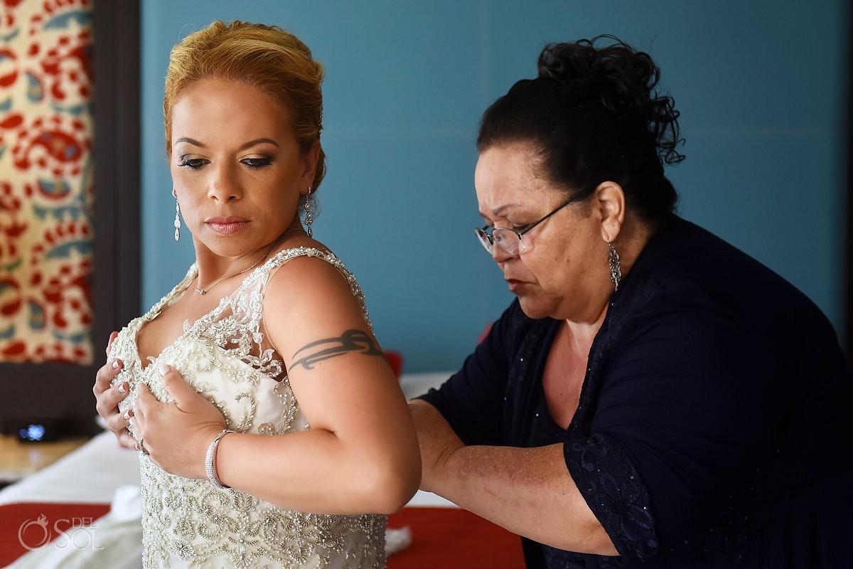 Puerto Morelos Wedding - Now Jade Riviera Cancun - Jillian and Joe