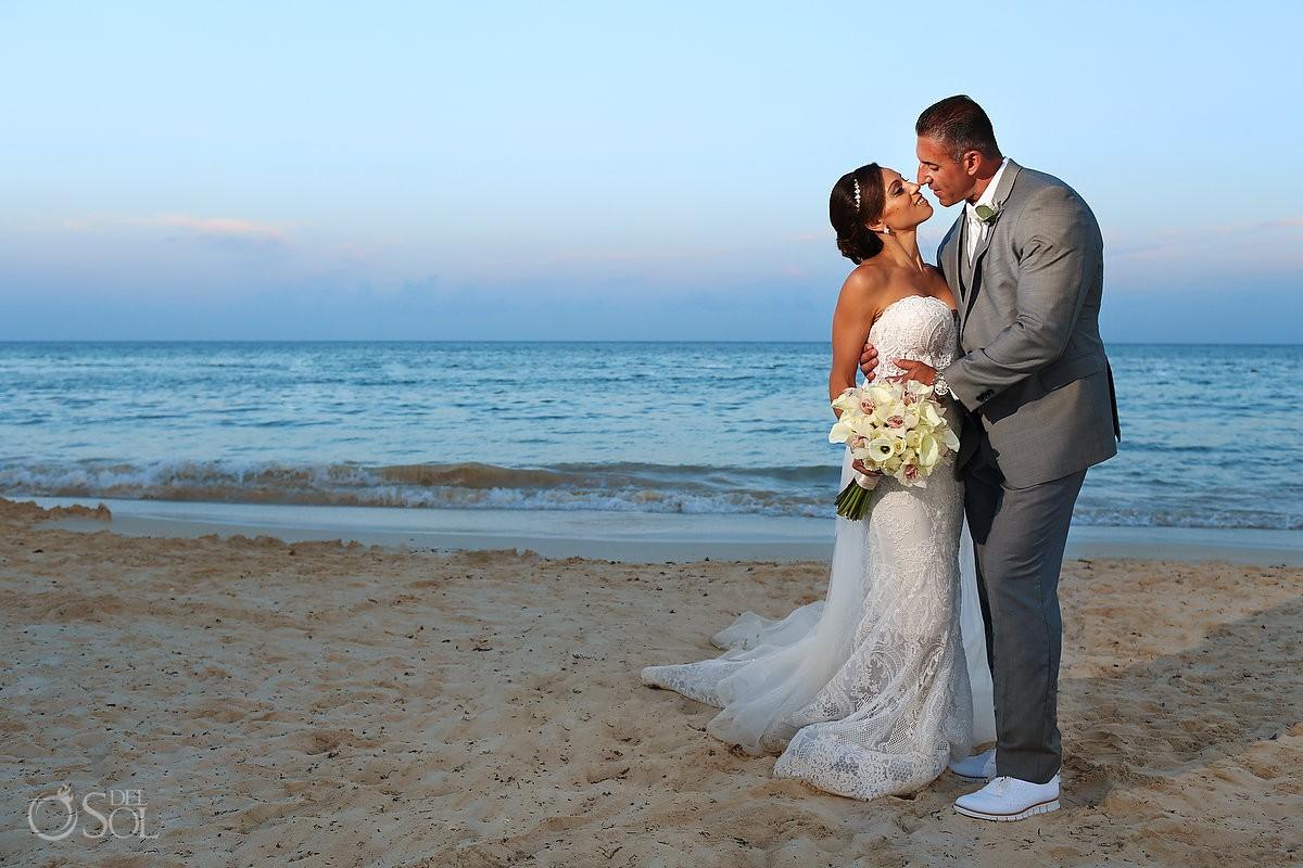 Destination Wedding - Paradisus Playa del Carmen - Melissa and Michael