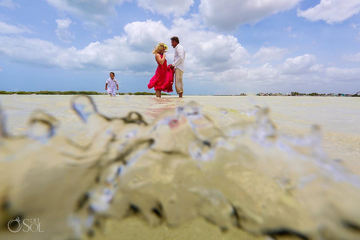 Rio lagartos Pink Romance adventure underwater photography #ExperienciasInfinitas