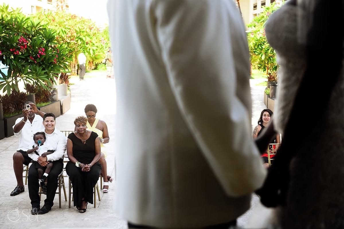 family love Dreams Riviera Cancun Resort, Mexico
